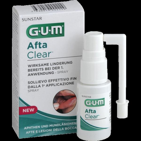 GUM AftaClear Spray: 15 ml