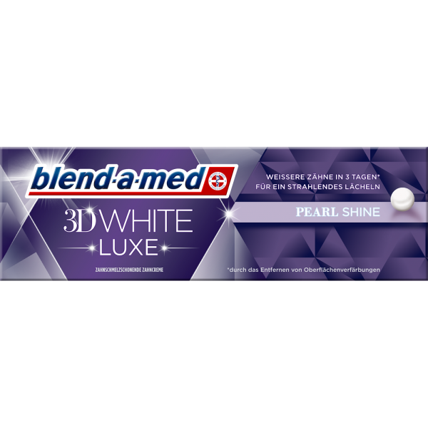 blend-a-med 3D White Luxe Pearl Shine