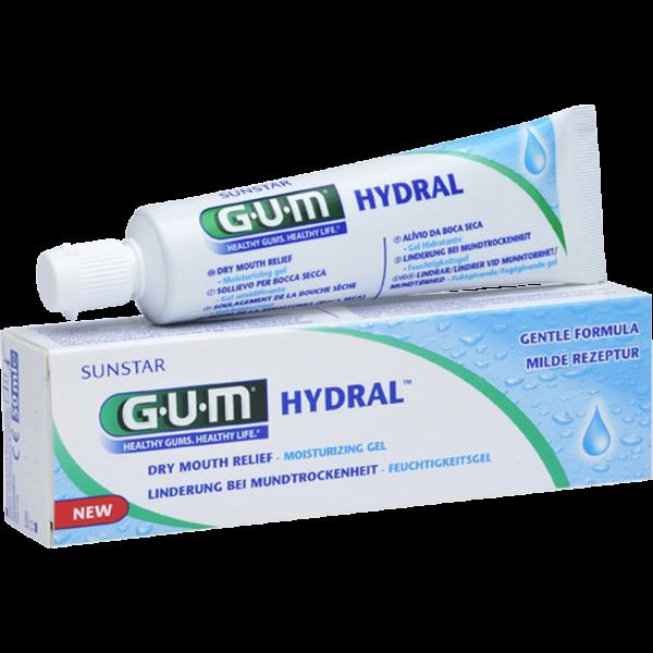 GUM Hydral Feuchtigkeitsgel: 50 ml Tube