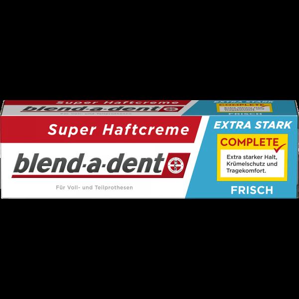 BLEND-A-DENT Super-Haftcreme: extra stark Frisch, 47 g