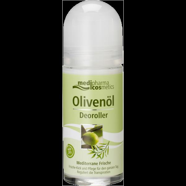Medipharma Olivenöl Deoroller Mediterrane Frische