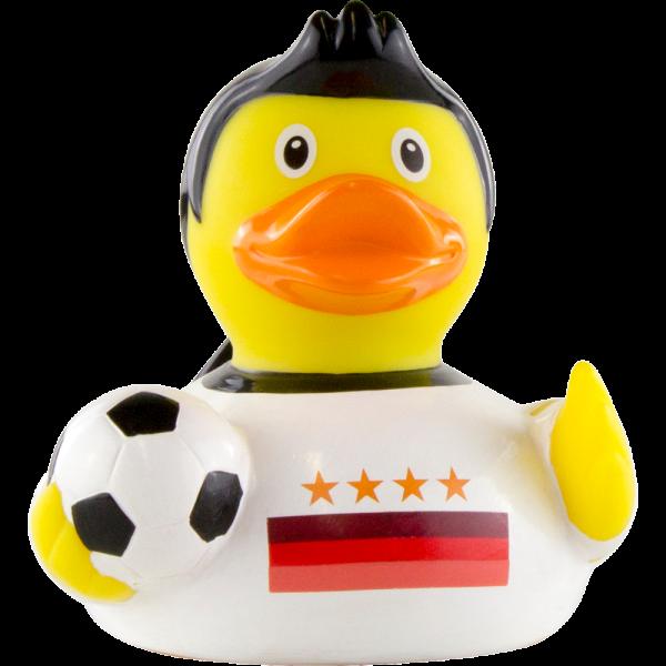 my toothie duck Zahnbürstenhalter Fussballer-Ente