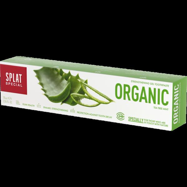 SPLAT Special Organic Zahnpasta