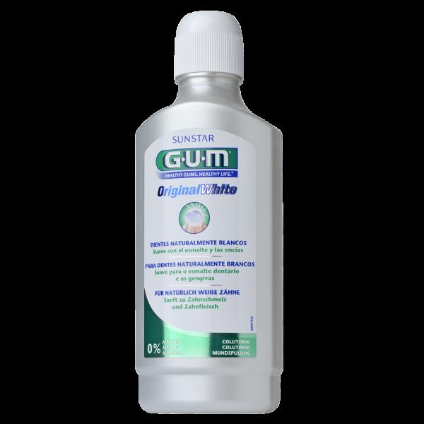 GUM Original White Mundspülung