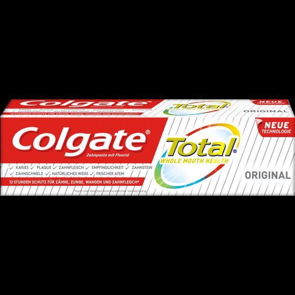 COLGATE Total: Zahnpasta Original, 75 ml