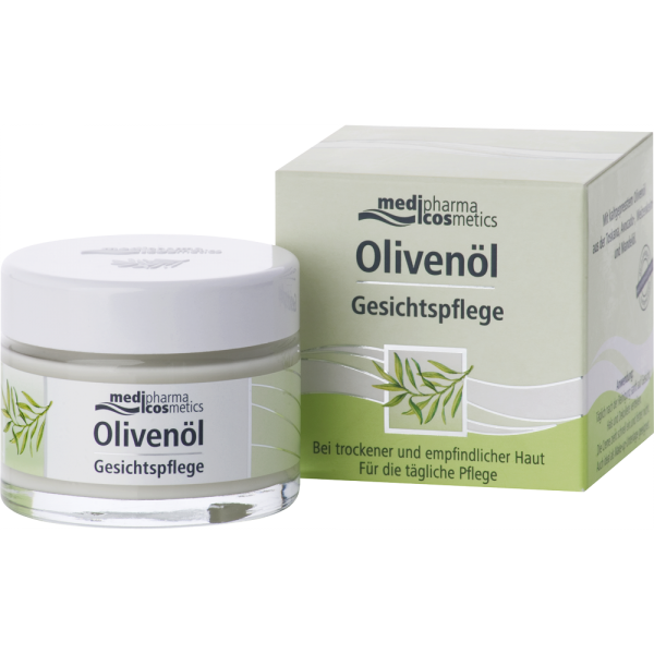 Medipharma Olivenöl Gesichtspflege