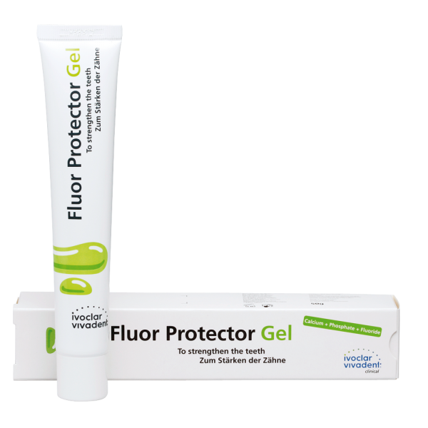 IVOCLAR VIVADENT Fluor Protector Gel: 50 g
