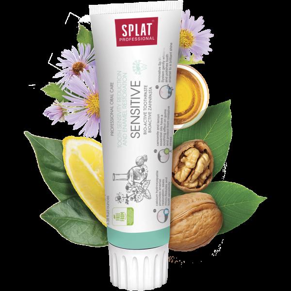 SPLAT Professional Sensitive Zahnpasta
