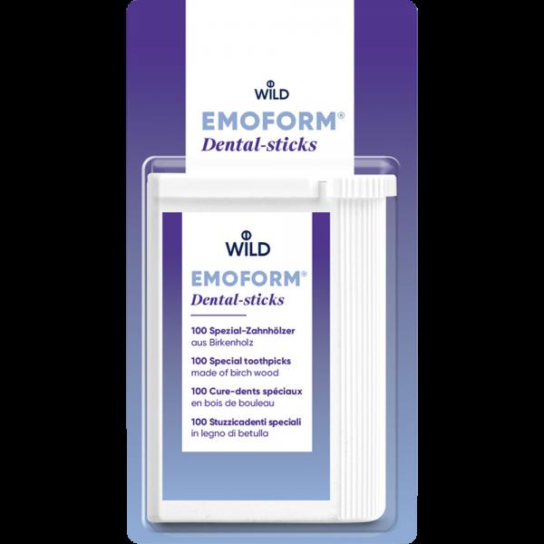 WILD Emoform Dental-sticks