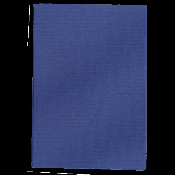wellsabib Patientenservietten im Dispenser: 125 Stück, blau, 33 x 45 cm