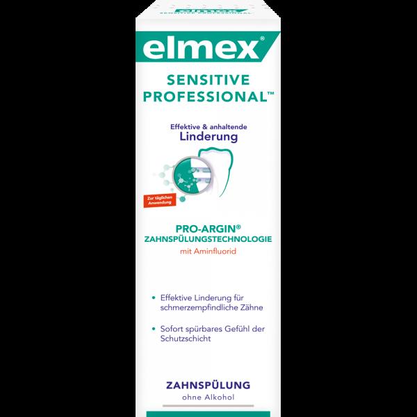 elmex SENSITIVE PROFESSIONAL Zahnspülung