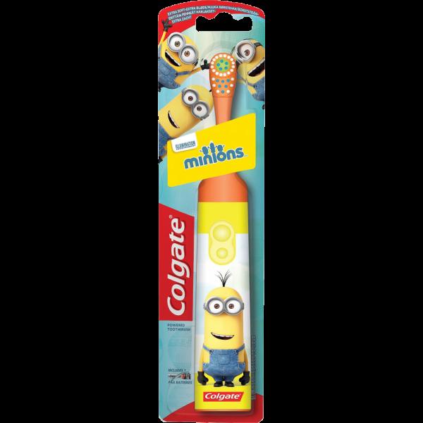Colgate Minions Batteriezahnbürste Extra Soft