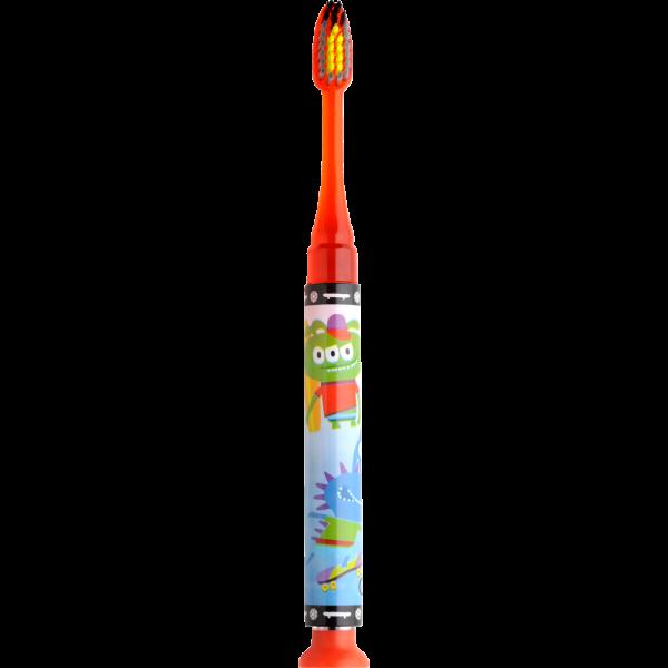 GUM Junior Zahnbürste Timer Light (7-9 Jahre), Blister