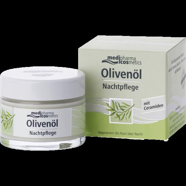 Medipharma Olivenöl Nachtpflege