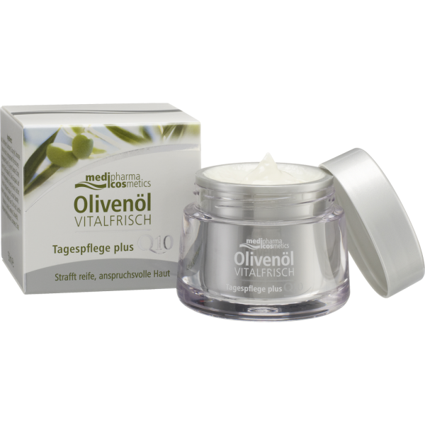 Medipharma Q10 Olivenöl Vitalfrisch Tagespflege