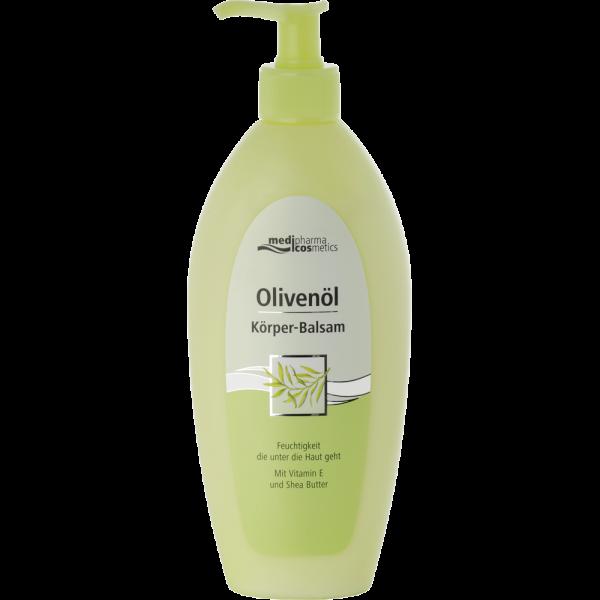 Medipharma Olivenöl Körperbalsam im Spender