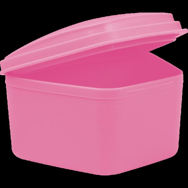 wellsamed KFO / Prothesenbox Standard: pink
