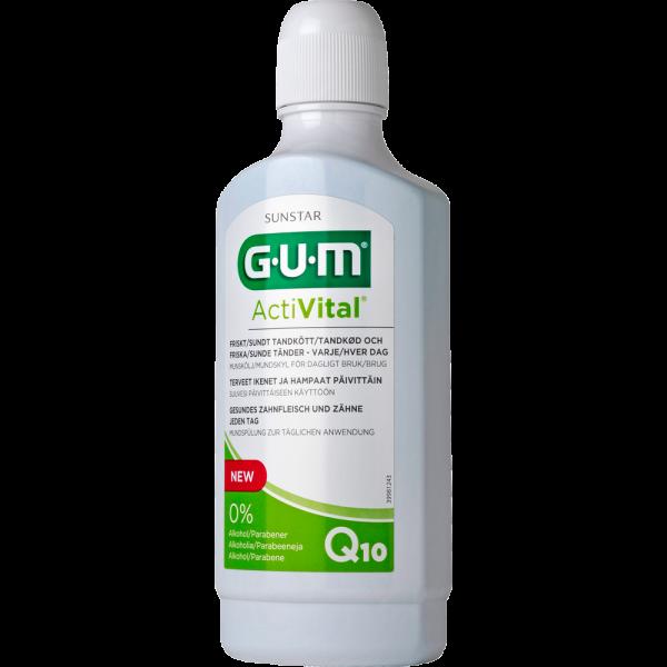GUM ActiVital Mundspülung